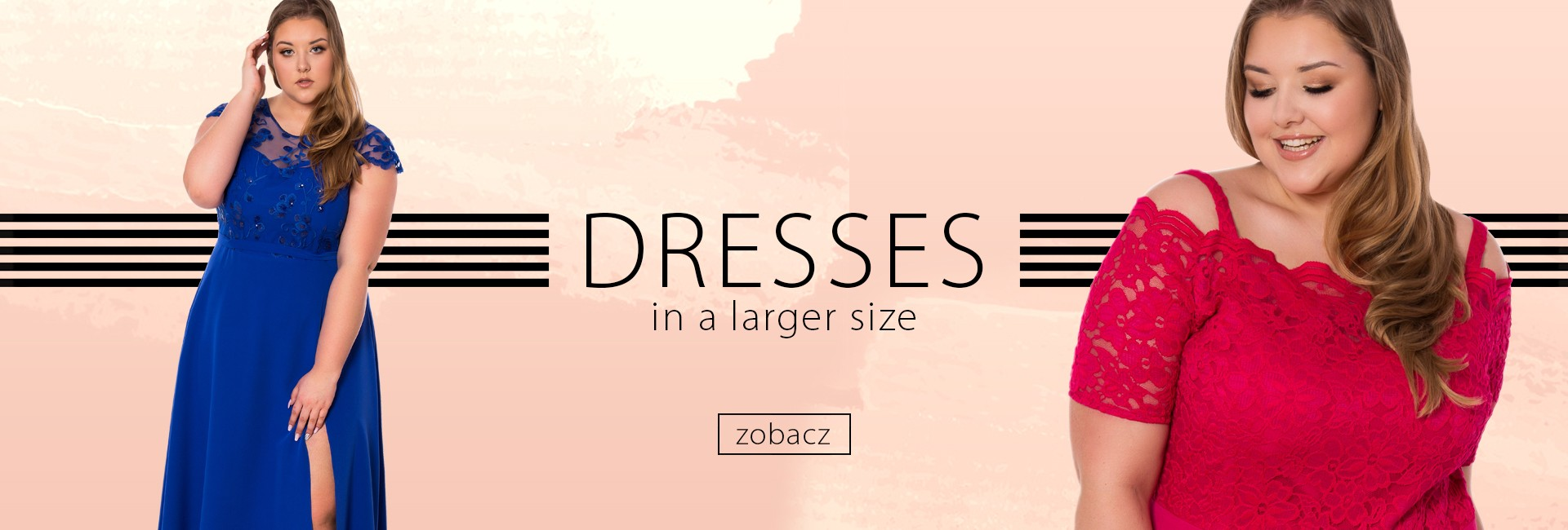 Dresses in large size